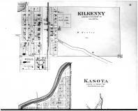 Kilkenny, Kasota - Above, Le Sueur County 1898